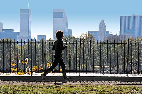 Marathon Training Programs