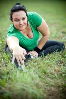 5K Health & Injuries Stretching