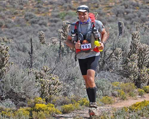 Ultra Marathon Nutrition